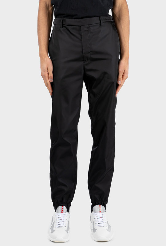 Re-Nylon Trousers Black