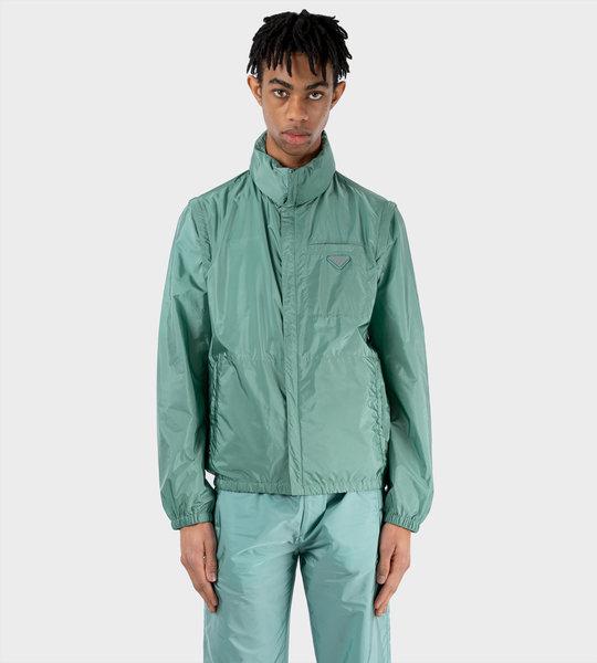 Re-Nylon Track Jacket