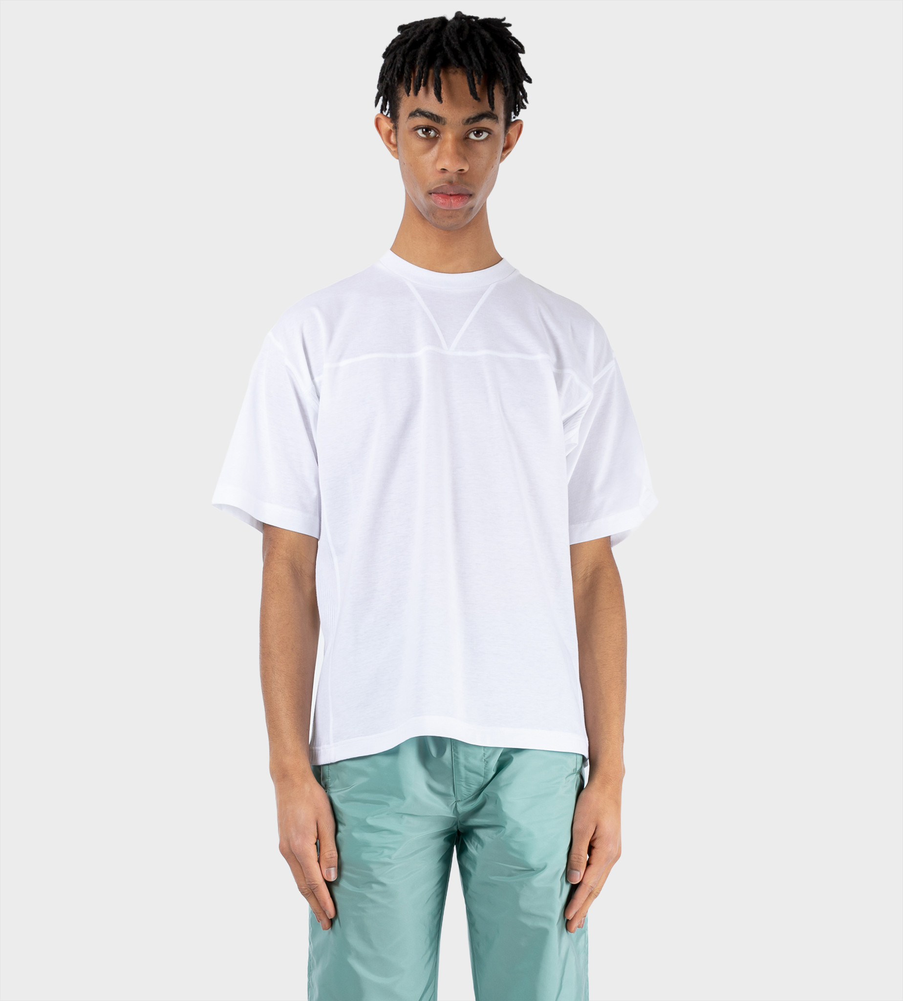 PRADA Cotton T-shirt White