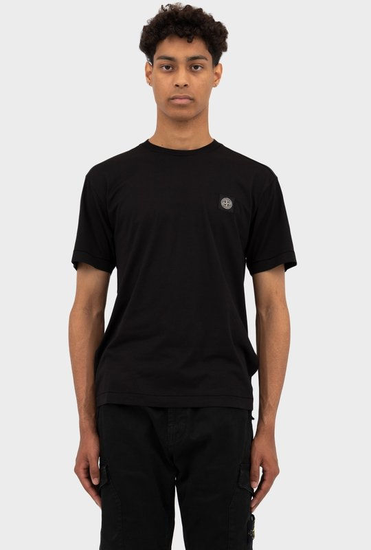 Compass Patch T-shirt Black