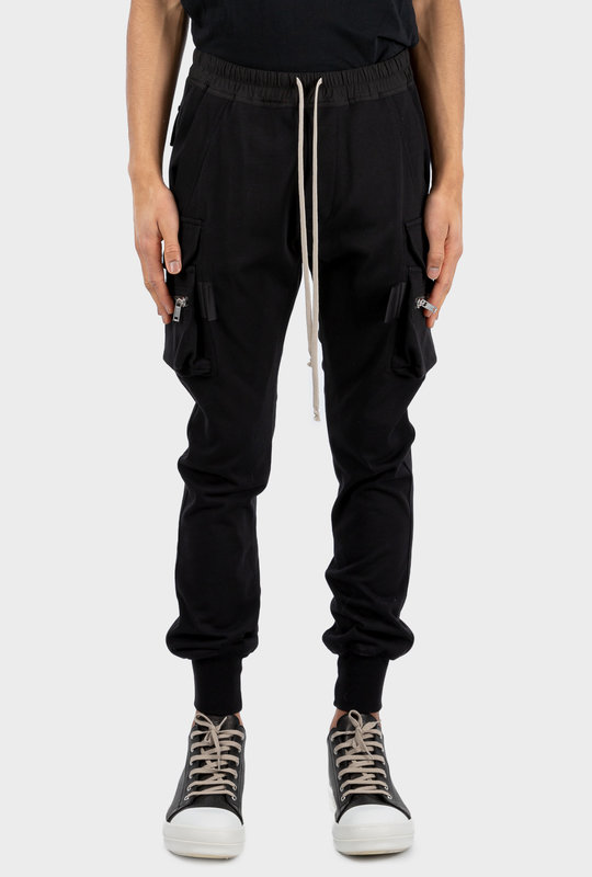 Mastodon Cargo Pants Black