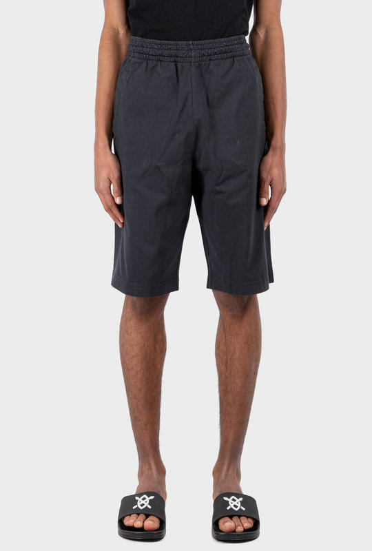 Relaxed Shorts Black