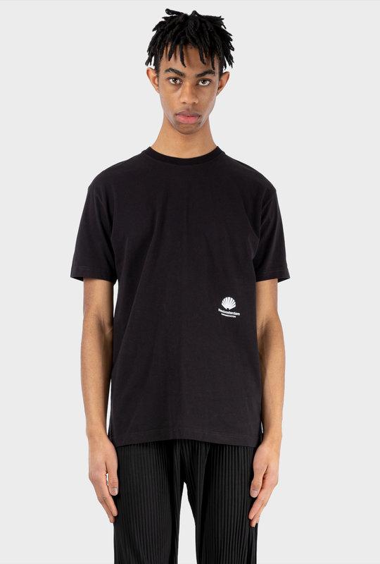 Cut T-Shirt Black
