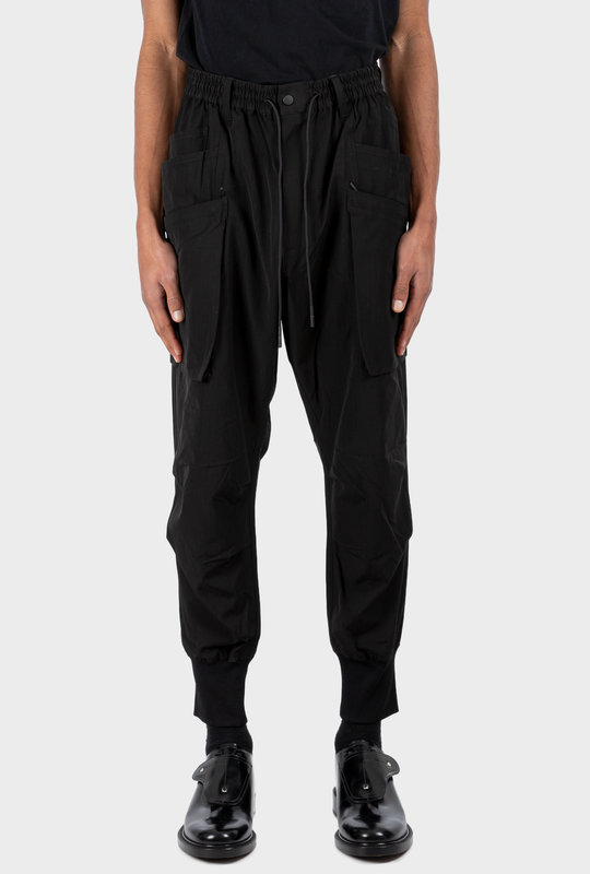 Light Ripstop Utility Trousers
