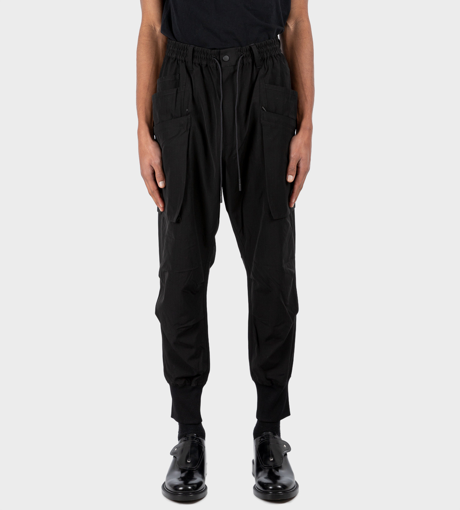 Y3 Light Ripstop Utility Trousers