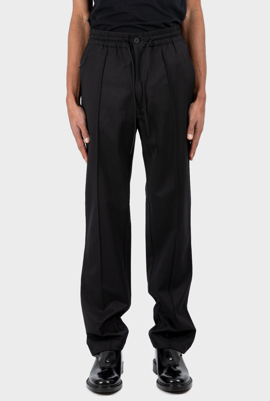 Refined Wool Stretch Sl Pants