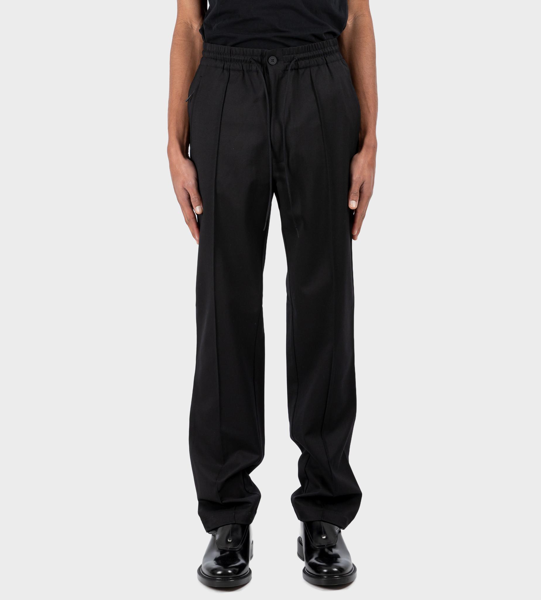 Y3 Refined Wool Stretch Sl Pants