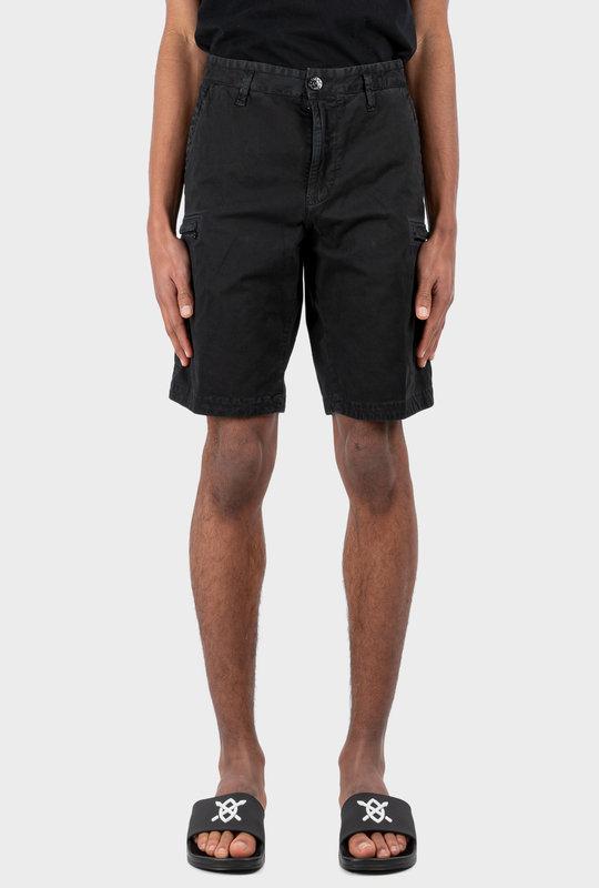 Cargo Bermuda Shorts Black