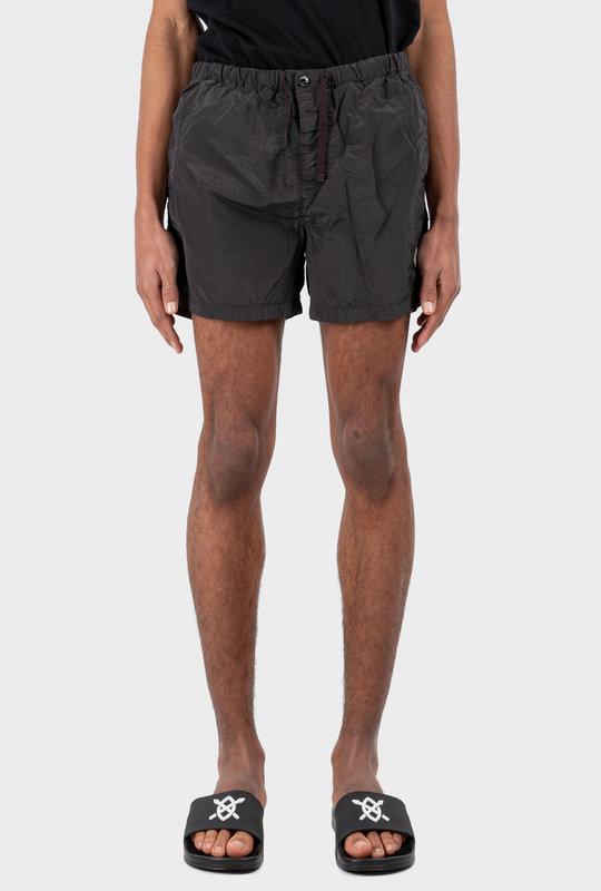Drawstring Swim Shorts Black