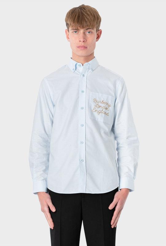 Logo Longsleeve Shirt