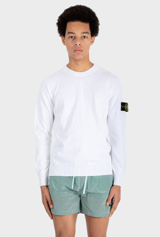 Knit Jumper White