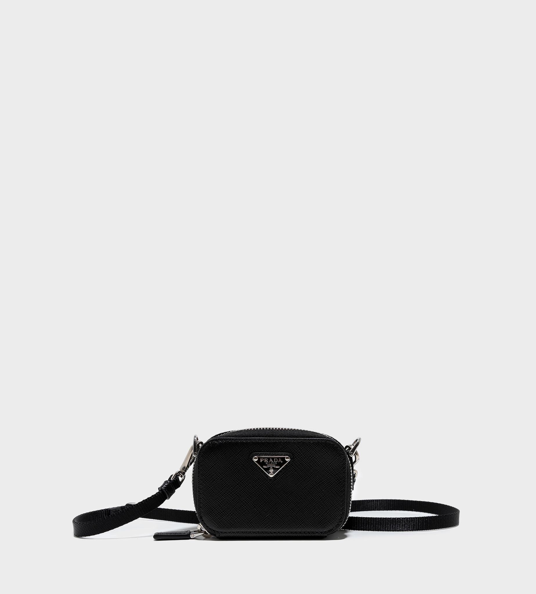 PRADA Saffiano Leather Mini Pouch