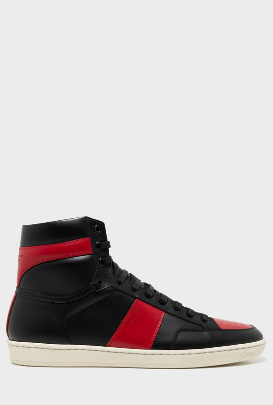 Court Classic SL/10H High-Top Sneakers