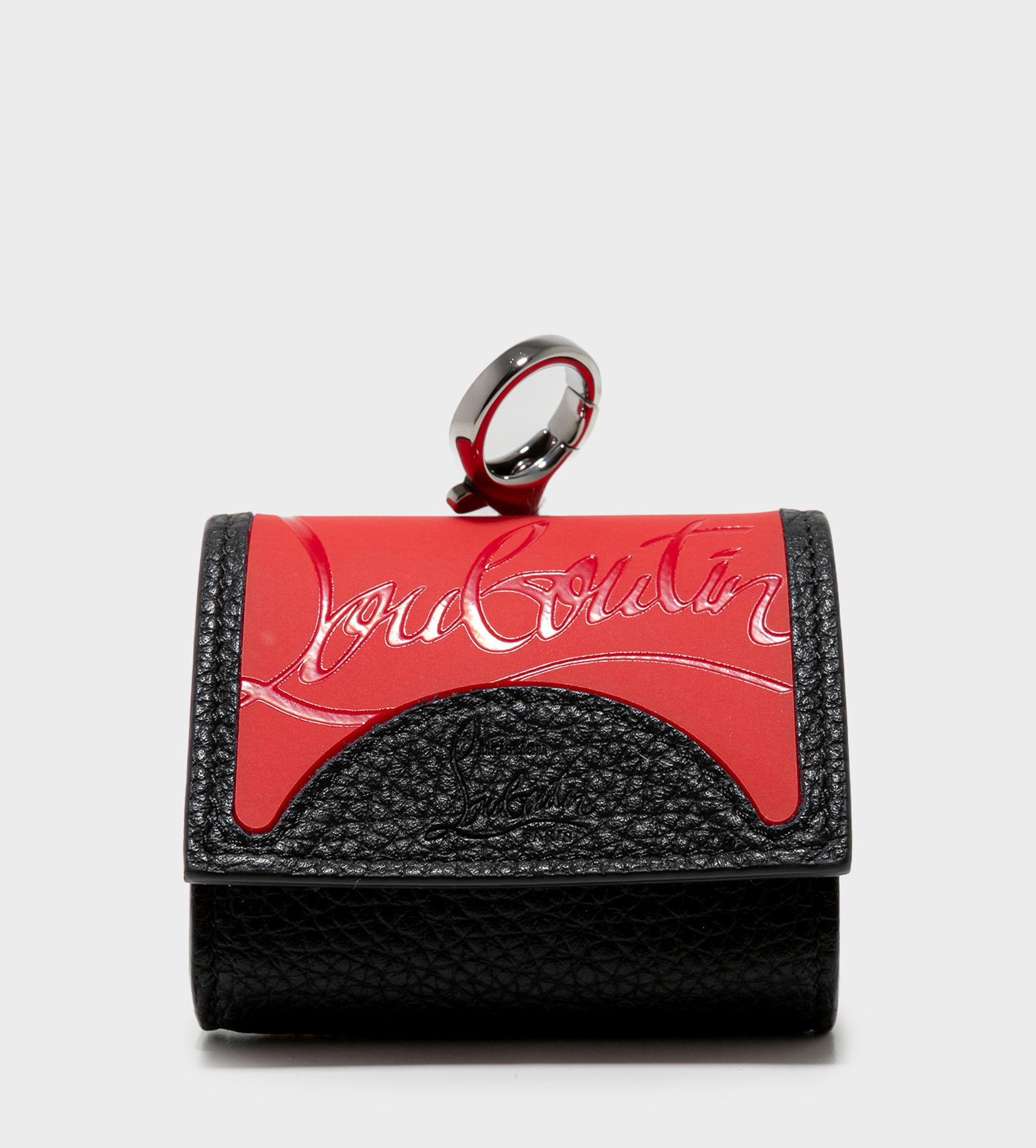 CHRISTIAN LOUBOUTIN Grilou For Airpods Black