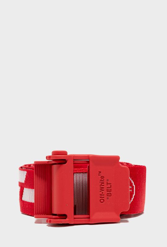 2.0 Industrial Belt Red