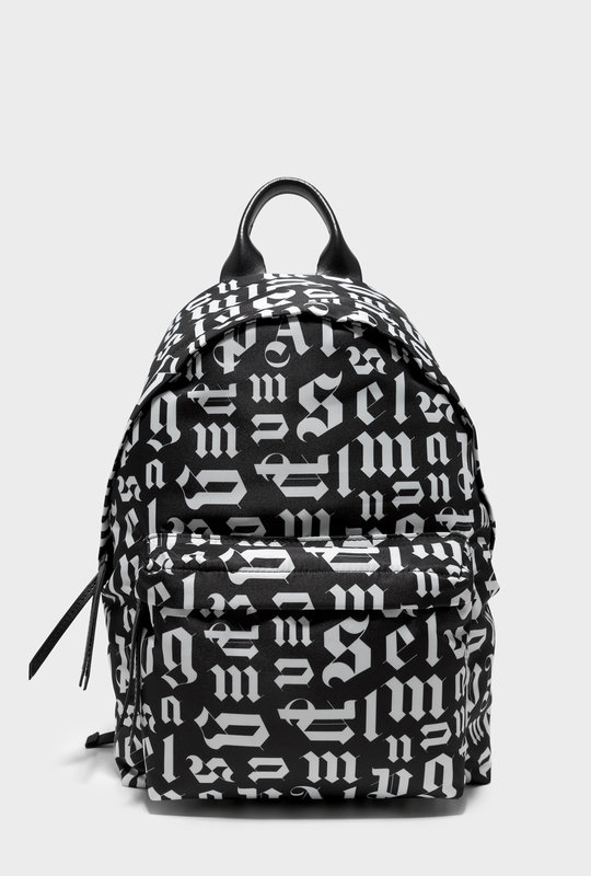 Monogram Backpack Black