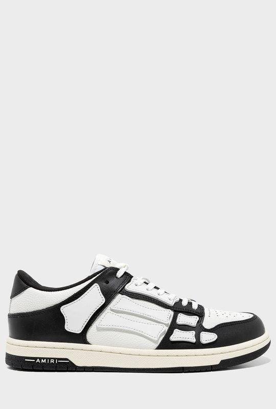 Skeleton Low Sneaker Black
