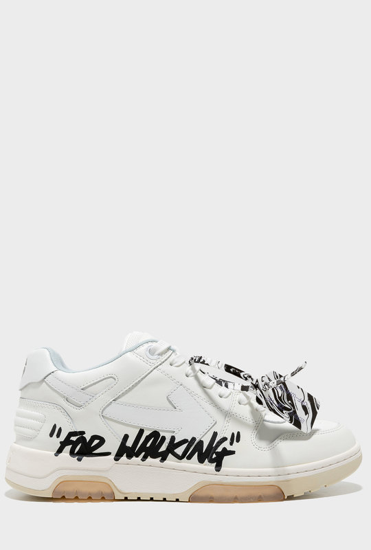 "Out Of Office ""OOO"" Sneakers White"