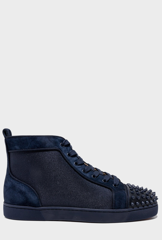 Lou Spikes Orlato Flat Blue