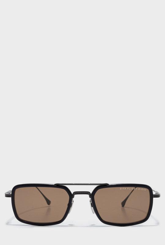Flight .008 Sunglasses Navy/Black Iron