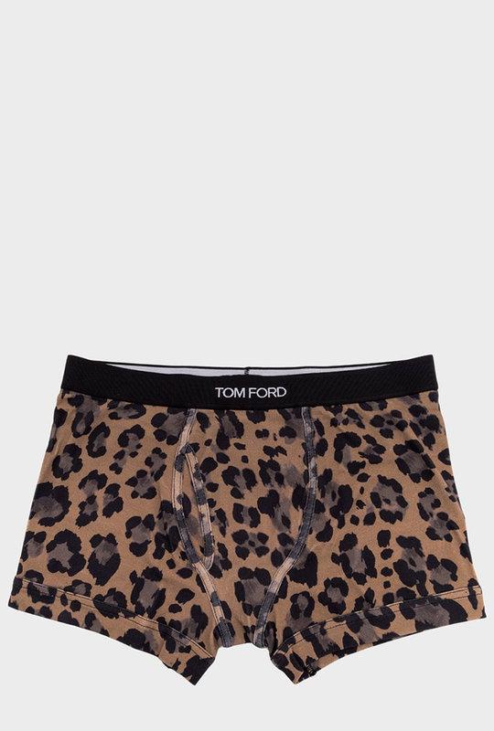 Leopard Print Boxer