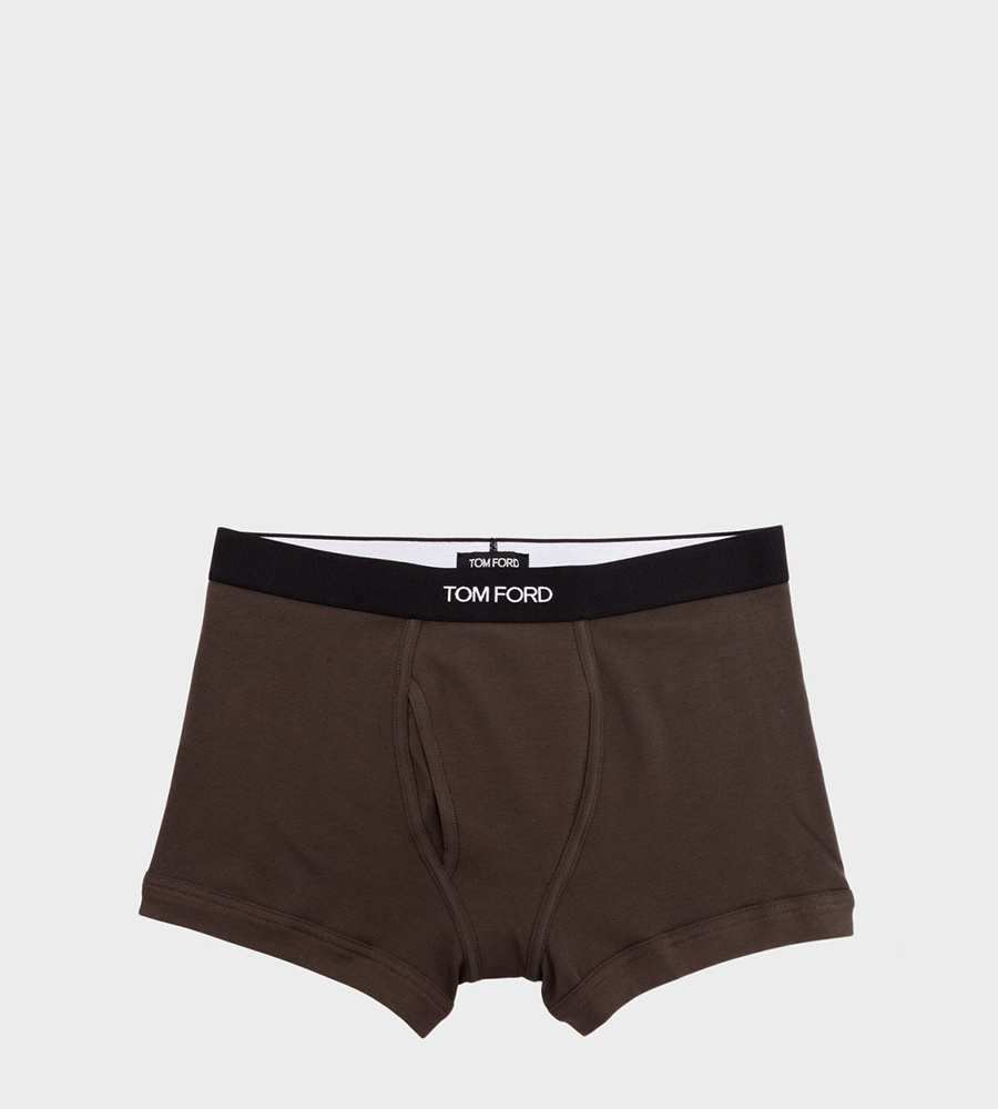 TOM FORD Boxers Brown