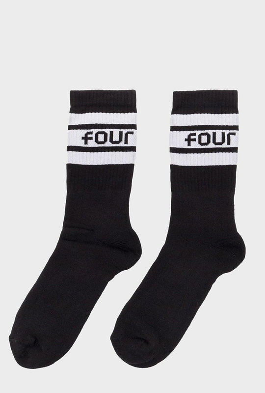 Mid Socks Black