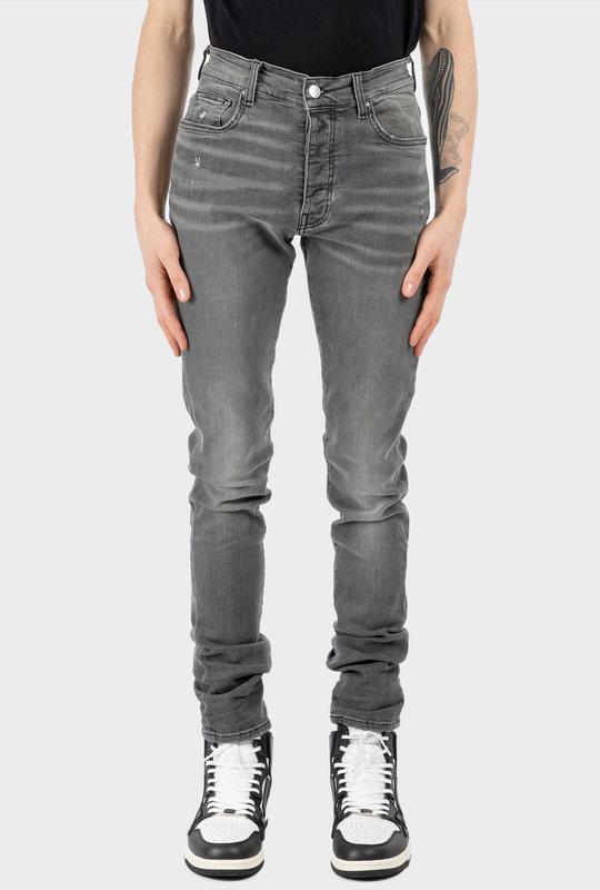 Slim-Fit Jeans Grey