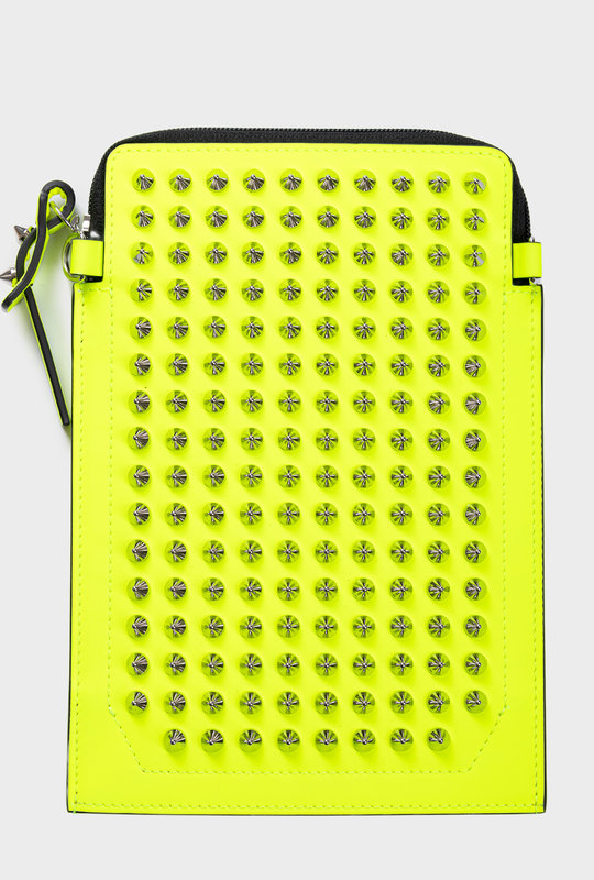 Loubilab Pouch Yellow