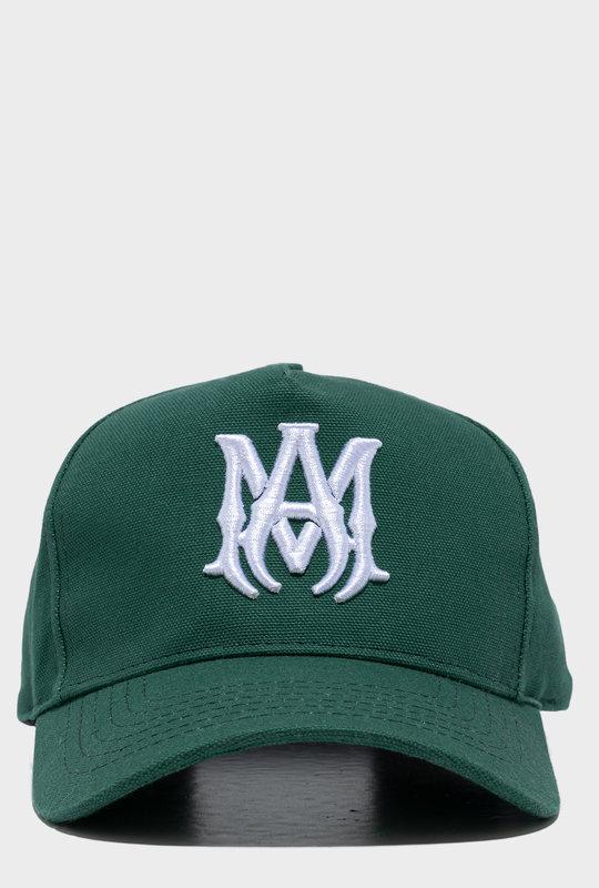 Branded Baseball Cap Green