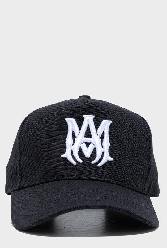 Branded Baseball Cap Black