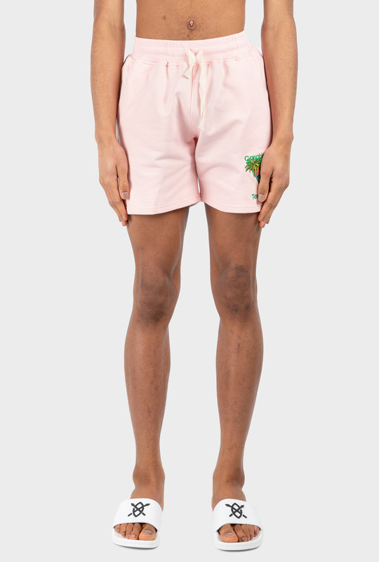 Tennis Club Jersey Short Pink