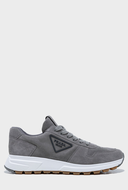 Prax 01 Laced Sneakers Grey