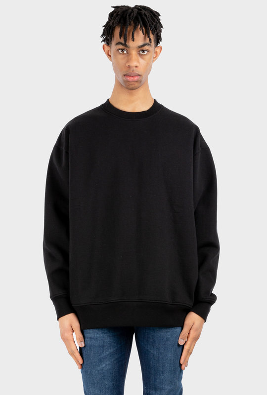 Forban Pink Label Sweater Black