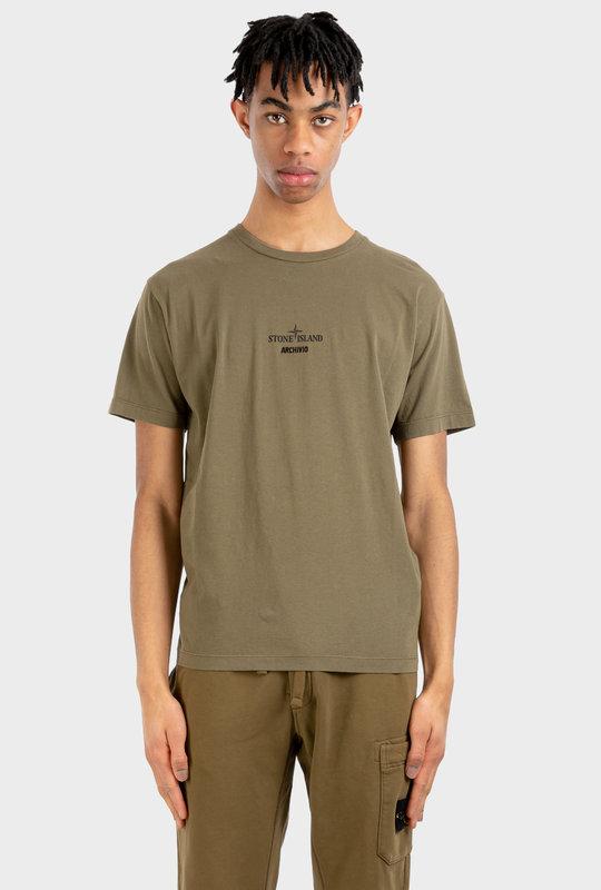 Graphic T-Shirt Khaki