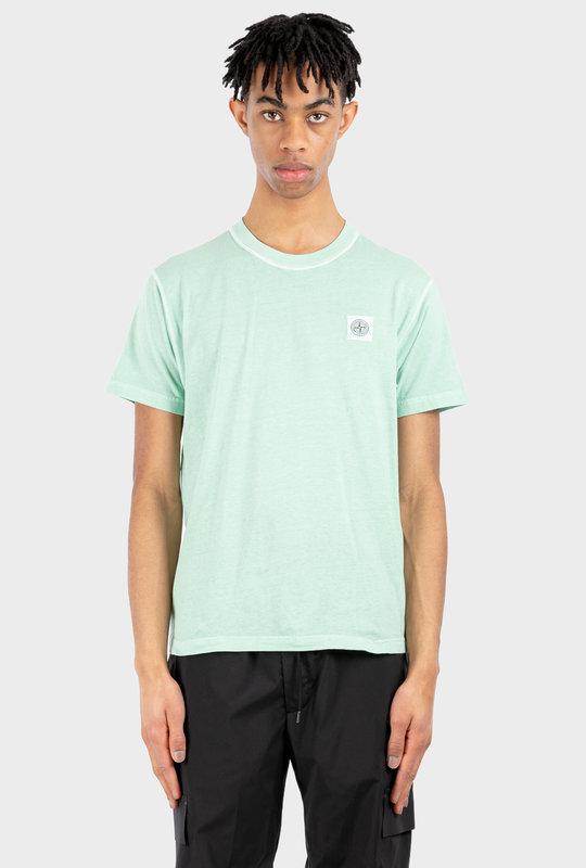 Compass Patch T-Shirt Green