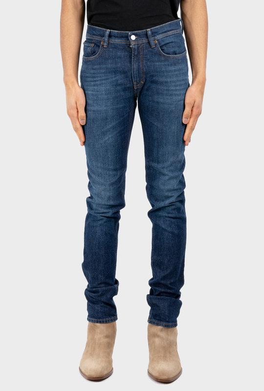Skinny Fit Jeans Dark Blue