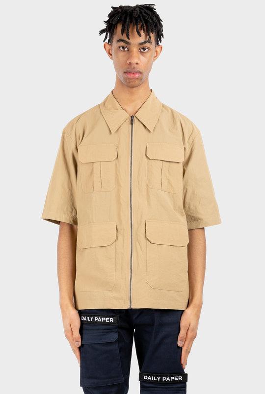 Khalil Shirt Beige