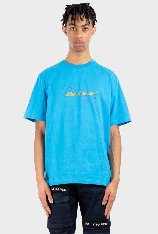 Swedish Kimswe T-Shirt Blue