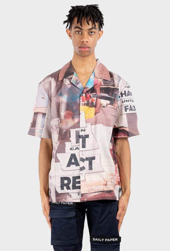 Kovan Collage Shirt Multi