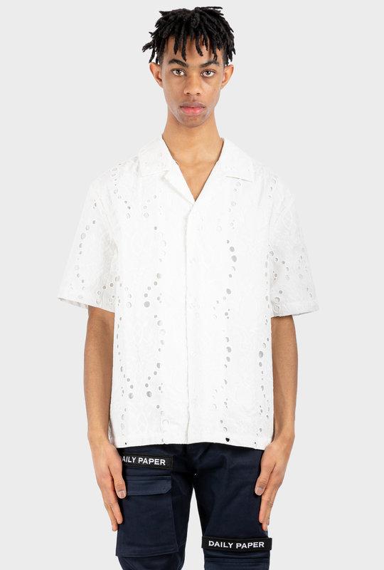 Kovan Lace Shirt White