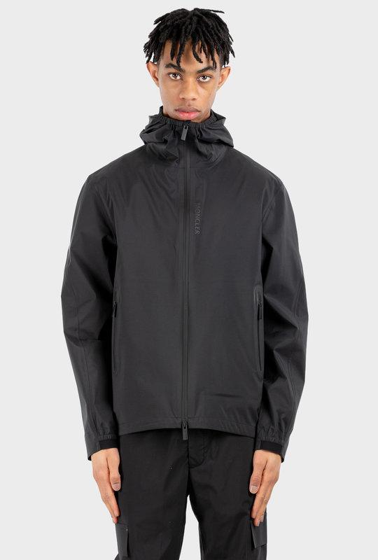 Scie jacket Jacket Black