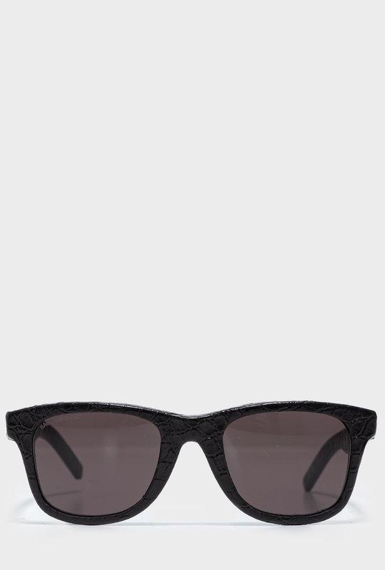 'SL 51' Sunglasses Black