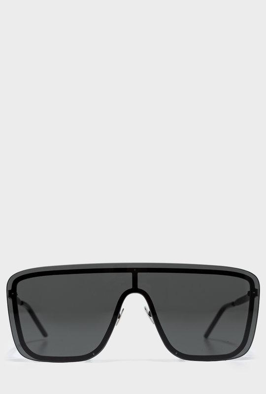 Shield Sunglasses 364 Black