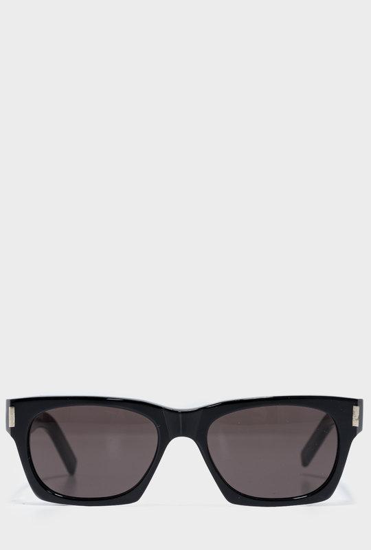 Acetate Frame Sunglasses Black