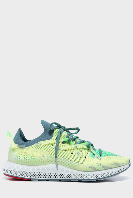 4D Fusio Sneakers Yellow