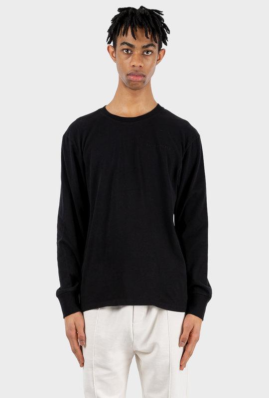 Core T-Shirt L/S Black