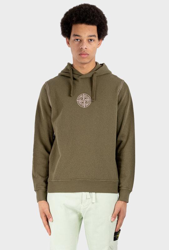 Malfile Hooded Fleece Sweatshirt Multi