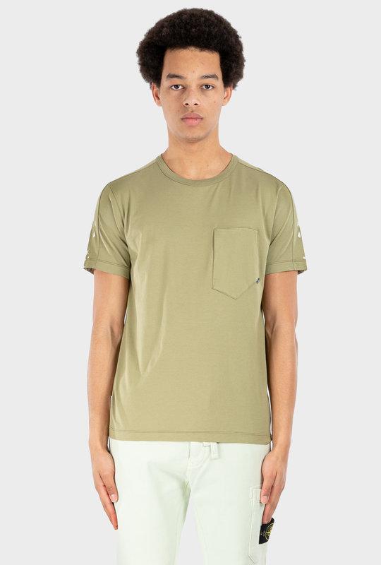 CXADO Print T-shirt Green