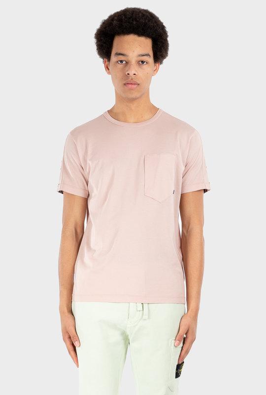 CXADO Print T-shirt Pink
